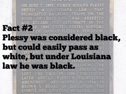 Best Plessy Was Considered But Could Easily Pass As But Underlouisiana Law He Was Plessy Ferguson By Brandon Medrano Why Was Homer Plessy Arrested Quizlet Why Was Homer Plessy Arrested Apex