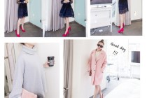 [穿搭]女孩不管哪個時候,都有著Dress Culture的粉紅少女心:)