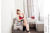 [穿搭]屬於女人的紅色幸運物,波曼妮亞讓我好運一整年!!!