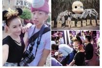 [旅遊]香港迪士尼樂園的10月迪士尼黑色世界,好瘋狂阿(上)!!