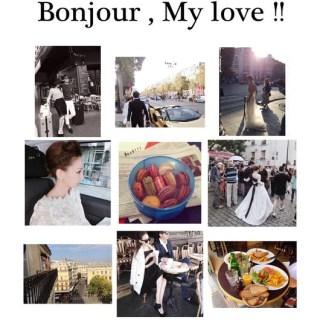 [婚紗花絮]早安巴黎!!!!婚紗照與蜜月一同進行,一次完成兩個願望 : )