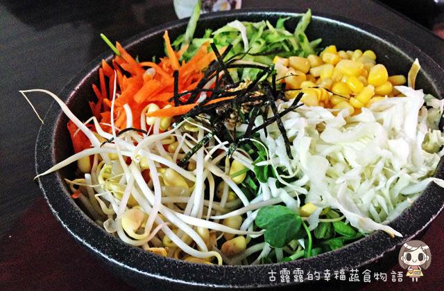 【台北】還沒營業就進去等吃「蔬香素食」