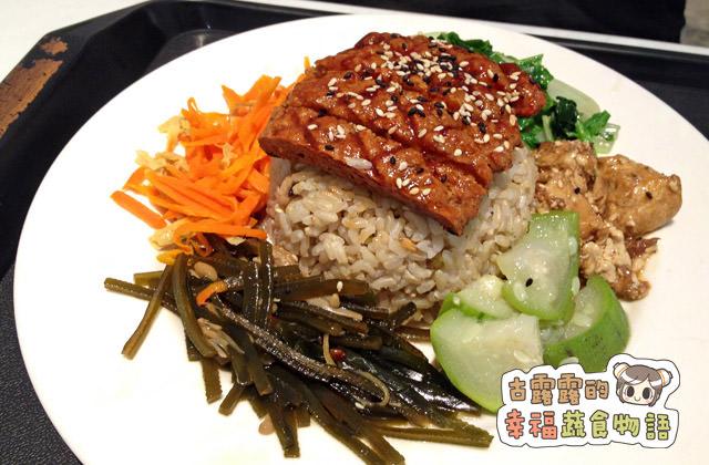 [台北] 善緣堂素食館,每日變化菜色的美味便當、簡餐 (已歇業