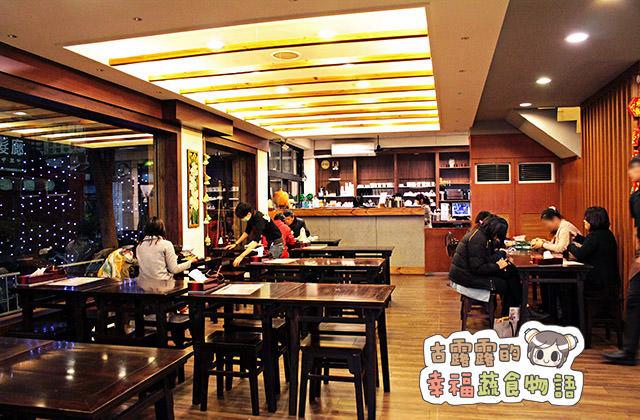 【台中】熱浪島南洋蔬食茶堂,新奇的中國典雅 x 南洋風味餐廳