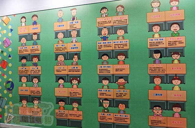 150907櫻桃小丸子學園祭25週年特展031