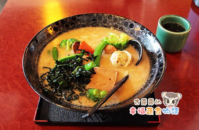 【台中】釜喜屋拉麵店.夠水準的道地日式風味
