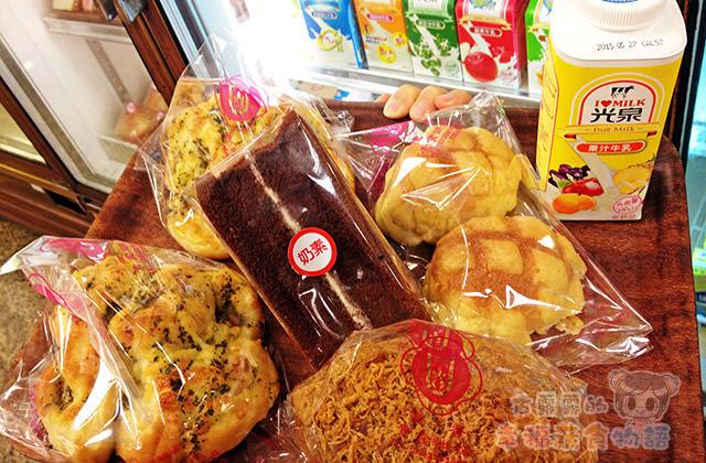 【新北】億香素食烘焙.享受麵包的美味|蘆洲