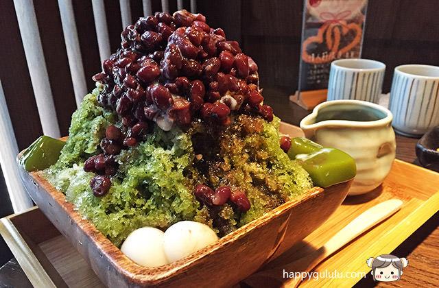 [台北] 初心菓寮|加壽手以羅 日式茶飲 日式甜點 (影音
