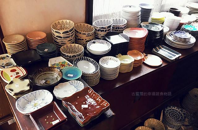 餐桌上的鹿早|日式生活食器 遇見餐桌上的幸福|台南