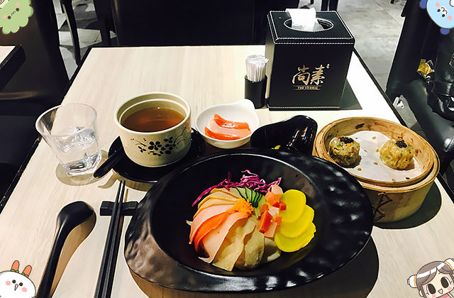 [香港] 尚素The Veggie (改為素街)|香港觀塘的粵菜素食 / 另有天然齋菜單