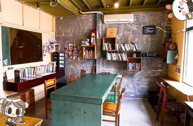 [台北] SteepStairs樓梯好陡咖啡館 大稻埕老屋咖啡 療癒萌店狗