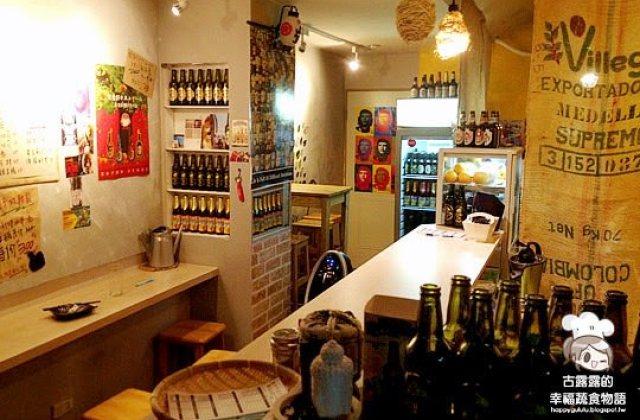 [台北] 深夜食堂「草串小酒館 cao chuan」不一樣的燒烤店 (已歇業