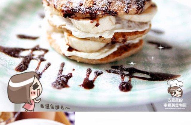 露露日常料理 ▌加了健康燕麥的誘人美食 ♥ 鬆餅、燕麥粥