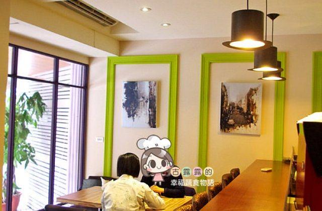 [台北] little cafe 莉朵咖啡.今天的菜單是… (已歇業