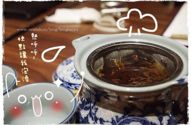 【台北】集客人間茶館.火鍋素醬料好吃(葷素