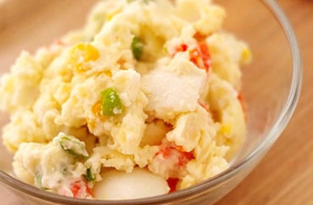 【烹飪實驗室】古露露哥哥親自下廚「馬鈴薯沙拉」