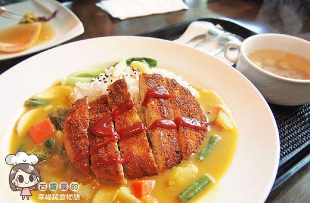 【台北】靜靜的享受早午餐.亞蘿瑪咖啡屋.天母蔬食餐廳(2015/5補照