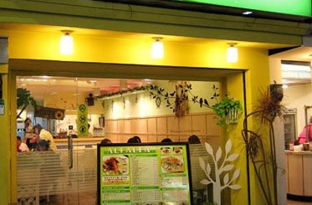 [台北] 苜蓿芽餐坊CAFE|中山捷運 巷弄平價簡餐 (葷素