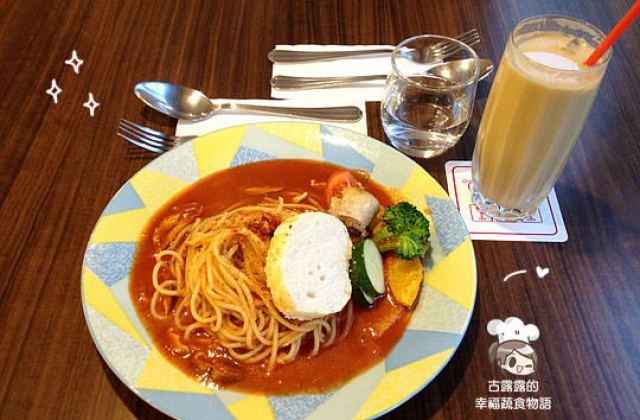 【新北】再訪 Casa Mia Cafe 卡薩蜜亞義式蔬食咖啡館