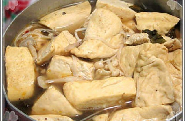 【烹飪實驗室】美味酸菜臭豆腐
