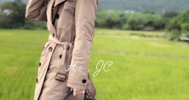[穿搭衣櫃] Burberry風衣(Balmoral taffeta trench coat)開箱及超值購入法分享衣櫃中換季必備有型優質經典良品