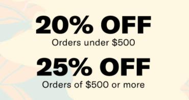[購物] 2019年4月Shopbop春季折扣JC購物清單