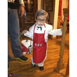 Small Crop Of Colonel Sanders Costume
