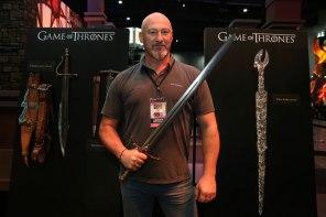 [人物] 專訪《冰與火之歌:權力遊戲》武器製造師湯米鄧