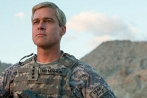 [新聞] 布萊德彼特主演 Netflix 原創電影《戰爭機器》首支預告上線