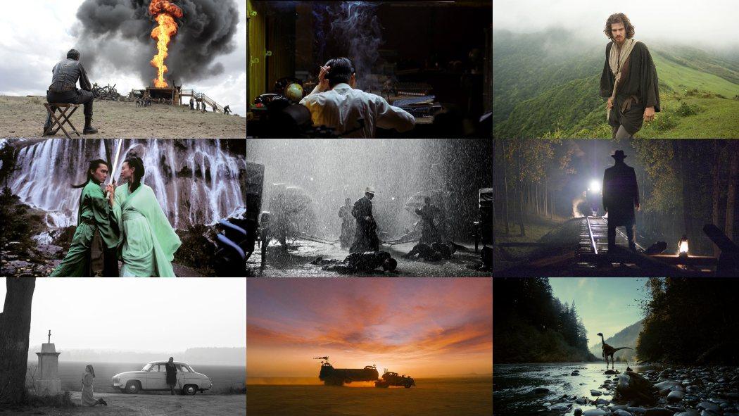 INDIEWIRE 評選 20 世紀最傑出的 25 部電影攝影作品