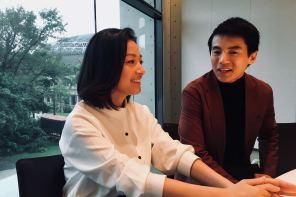 [人物] 以電影迎接新生命!專訪《相愛相親》演員郎月婷、宋寧峰