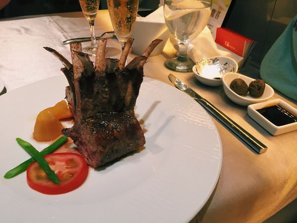 第一次吃王品 Wang steak♥