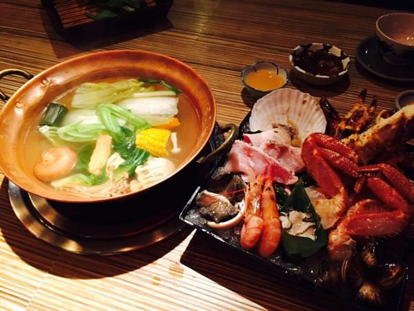 三井上引水產的樂烹海鮮火鍋♥鮮甜的海鮮讓人大呼過癮!