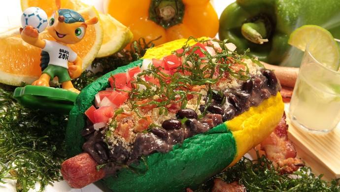 Ideias mirabolantes: hot dog temático da Copa