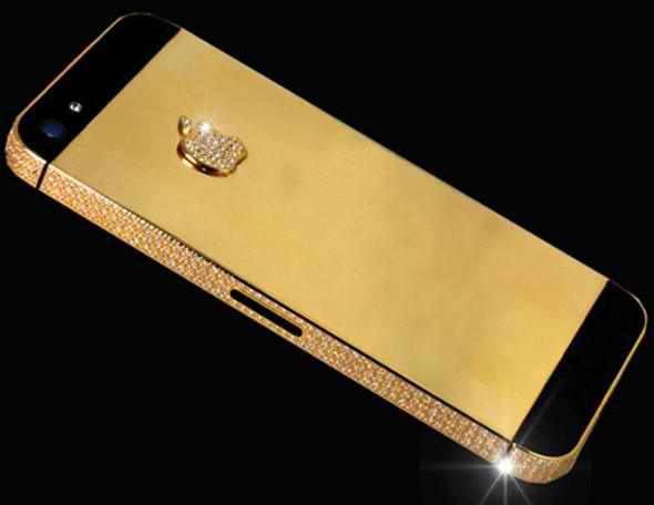 O smartphone mais caro do mundo