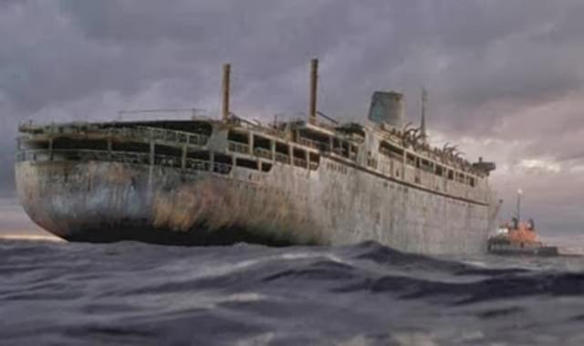 A história do Ourang Medan e todo o mistério por trás desse navio fantasma