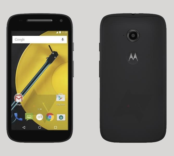 Vazou:imagens do que pode ser o novo Moto E, segunda geração.