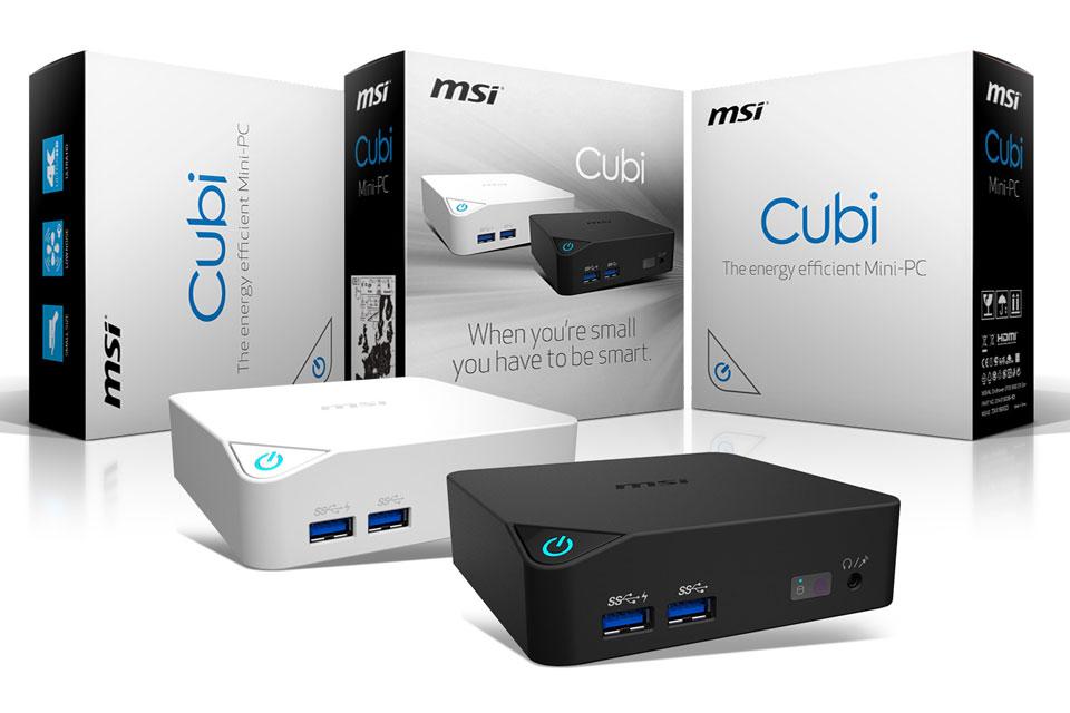 Cubi: MSI anuncia novo modelo de mini-PC