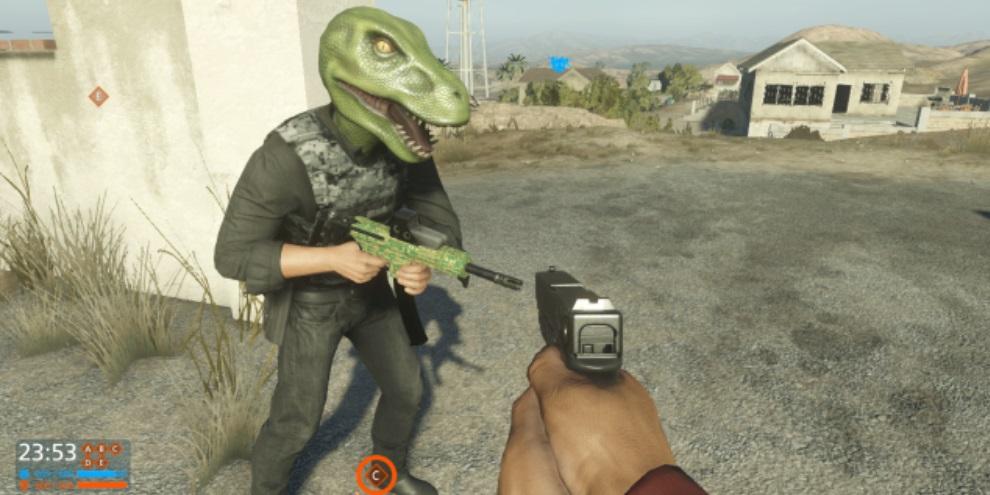 Aprenda a liberar as máscaras de lobo e dinossauro em Battlefield Hardline