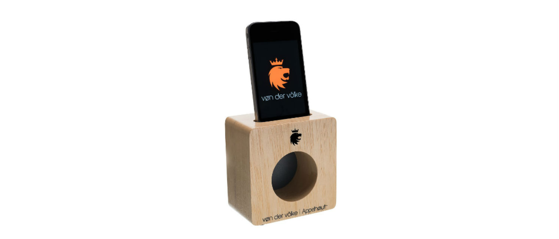 Caixa acústica de madeira aumenta capacidade de decibéis sem usar energia