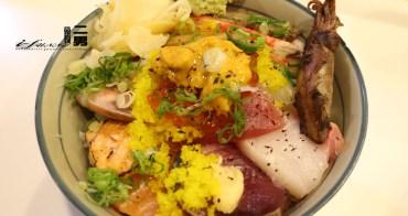 【中和】二男小家料理~新鮮美味賣相佳的平價丼飯