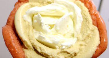 【忠孝敦化站】O Rose 法式天然高品質冰淇淋~夢幻花朵冰淇淋