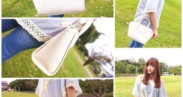【穿搭】最近敗家的兩款mizzue包包~購物體驗.香港包包.女鞋時尚購物網站