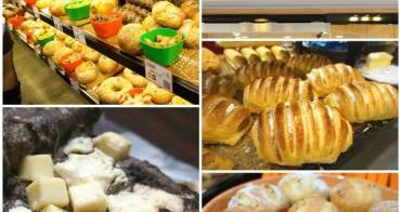 【台北中山】enJoy享樂烘培~擁有生產履歷的轉角麵包店