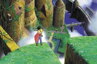 我們總是把別人安撫得太好,輪到自己就亂了手腳- 宮崎駿的夢想之城