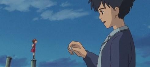 讓自己變強大的最好方式,就是有想要保護的人或事或物- 宮崎駿的夢想之城