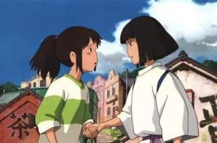 難為你我走了那麼多路相遇,在一起了就在一起了,不在一起了故事應該自有安排- 宮崎駿的夢想之城