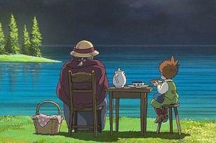 時間也許是不是個醫生,卻是個可以治療某些病的良藥- 宮崎駿的夢想之城