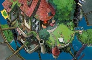 既然不能夠相守,就讓那份情感留在深處,留在回憶中- 宮崎駿的夢想之城