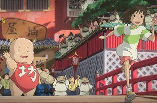 從今天起,幫自己一個忙,卸下負擔,忘卻疼痛,撫平創傷,重新開始- 宮崎駿的夢想之城